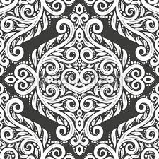 Medieval Patterns Awesome Medieval Damask Repeat Pattern
