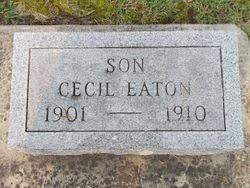 Cecil Eaton (1901-1910) - Find A Grave Memorial