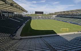 Stubhub Center Football Seating Chart Major Stubhub Center Upgrades Will Help Galaxy Compete With