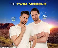 Twin models Alex and Jack leave Amazing Race after something ...