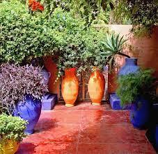 mediterranean garden mediterranean