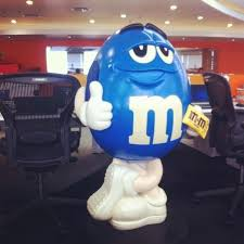 office blue. Blue Thinks Mars Is A Great Place To Work. - Office