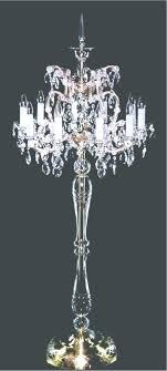 chandelier standing lamp crystal chandelier standing lamps collection of floor lamp room and table regarding in chandelier standing