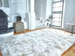 large fur rug homey inspiration big fur rug large faux sheepskin rug uk