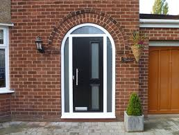 arched front doorArched Top Solidor Composite Front Door  Lately Arched Top Front