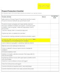 Project Audit Template Software Audit Template Release