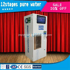 Water Vending Machine Locations Adorable China Water Vending Machine With LCD Advertisement Player A48