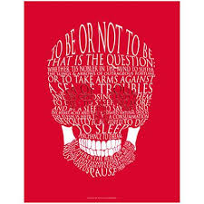 Hamlet Quotes Amazing Hamlet Quote Card The Literary Gift Company
