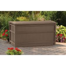 furniture gallon deck box patio cushion storage box in outdoor cushion storage containers diy plans