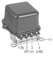 part d9212 (351001) solid state voltage regulator for delco External Voltage Regulator Wiring Diagram Denso d9212 (351001) voltage regulator, solid state, 10dn series alternator, 12 volt, b circuit, 14 2 volt set point Dodge External Voltage Regulator Wiring Diagram