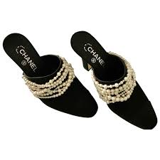 Chanel Espadrilles Size Chart Cloth Mules