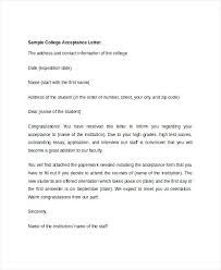 College Admission Recommendation Letter Template Images - Template ...