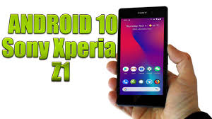 Install Android 10 on Sony Xperia Z1 ...