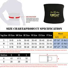 Premium Waist Trimmer For Men Women Trainer Sweat Belt Body Shaper Slimmer Kit