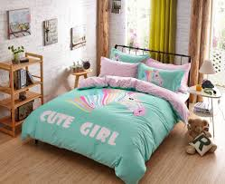 blue bed sheets tumblr. Buy High Quality 100 Cotton Jogo De Cama Full Size Comforter Sets Bed Sheet Cute Tumblr Blue Sheets T