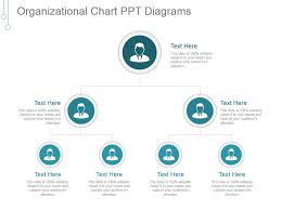 Org Chart Powerpoint Slide Organizational Chart Ppt Diagrams Powerpoint Slide