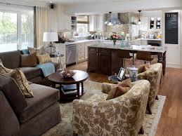 open kitchen living room floor plan. Open Kitchen Design Pictures Ideas Tips From Hgtv Best Floor Plan And Living Room