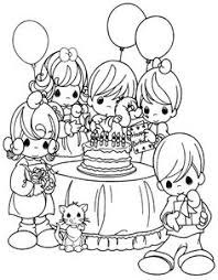 Small Picture Coloring Pages precious moments Coloring People Pinterest