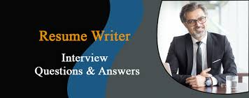 Quintessential Careers Interview Questions Resume Writer Interview Questions Answers