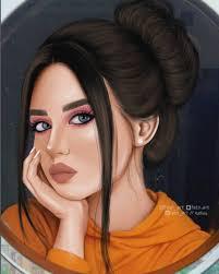 A imagem pode conter: uma ou mais pessoas | Cartoon girl images, Beautiful  girl drawing, Girl pictures