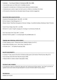 Personal Interest Examples For Resume 1080 Player