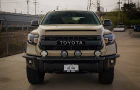 Tundra Quicksand Off-Road Package - VIP Auto Accessories