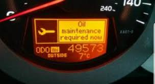 Toyota Maintenance Light Would This Warning Light Be For Anything More Serious Than