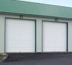 tg 8024 doors 10 x 10 ice white
