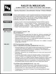 Resume Format For Quality Engineer Resume Format For Quality Engineer Zaloy Carpentersdaughter Co