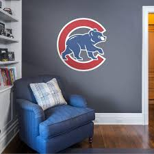 cubs room removable wall decals