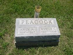 Myrtle Craig Wells Peacock (1887-1938) - Find A Grave Memorial