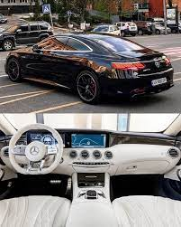 Mercedes Benz S63 Amg Coupe 2019 Follow Uber Luxury For More Dm For Picture Credits Carhoots Luxury Cars Mercedes Sports Cars Luxury Mercedes Benz Coupe
