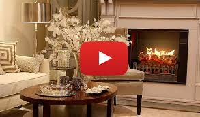 hit play to experience the most realistic electric fireplace ever made
