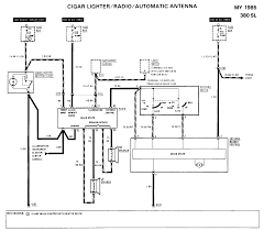 power antenna circuit wiring diagram wiring diagram and incredible sle car stereo wiring diagram switched ignition