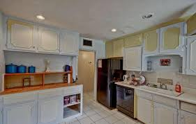 image of nice 1970s kitchen cabinets