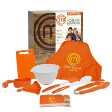 Amazon Com Masterchef Junior Cooking Essentials Set Pc Kit