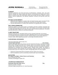 Work Objective For Resume Marketing Statements Social Worker Career