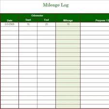 Mileage Tracker Sheet Trip Mileage Log Tirevi Fontanacountryinn Com