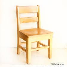 vintage chair kids chair childs chair kid chair