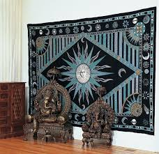 tapestry tablecloth bedspread wall hanging curtain ceiling cover room divider throw beach blanket picnic blanket100