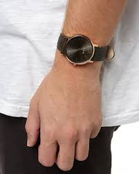 rose gold metal mens accessories nixon watches a10582441