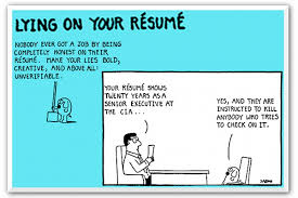 Lying On Resume Best 654 Study 24 Percent Of College Students Lie On Their Résumés