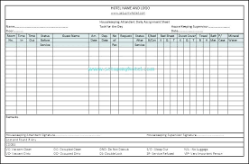 Homework Assignment Sheet Template For Students Images Of