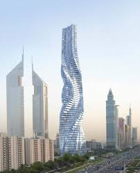 architecture buildings around the world. Rotating Tower Architecture Buildings Around The World