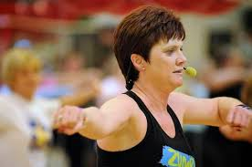 Positive spin: Instructor's experience with MS inspires Zumbathon