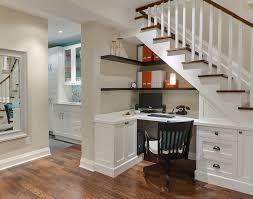 corner desk built in home office traditional with home office chair floating shelves built corner desk home