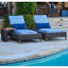image outdoor furniture chaise. Trevisio 3-piece Chaise Lounge Set Image Outdoor Furniture