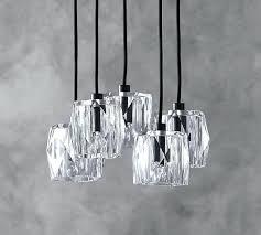 decoration crystal round multi pendant ball light uk