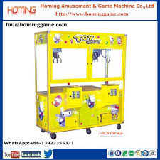 Toy Vending Machine For Sale Interesting Coin Operated Arcade Games Toys Vending Machines Crane Claw Machine