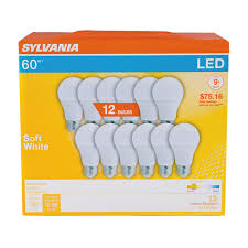 60 Watt Light Bulb Walmart Walmart In Store Price 12 Sylvania Led 60 Watt Light Bulbs